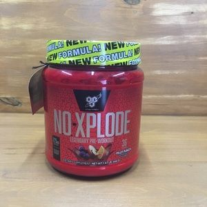 BSN N.O.-XPLODE Pre Workout Igniter Sealed